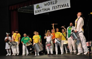 World Rhythm Festival